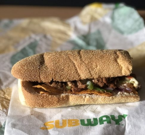 Subway: MCE a testé pour vous le nouveau sub Crispy Beef !