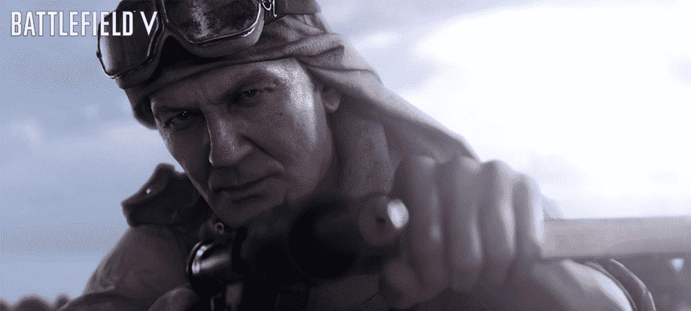 """Battlefield 5: découvrez """"Sous aucun drapeau"""", l'un des récits de guerre du jeu"""