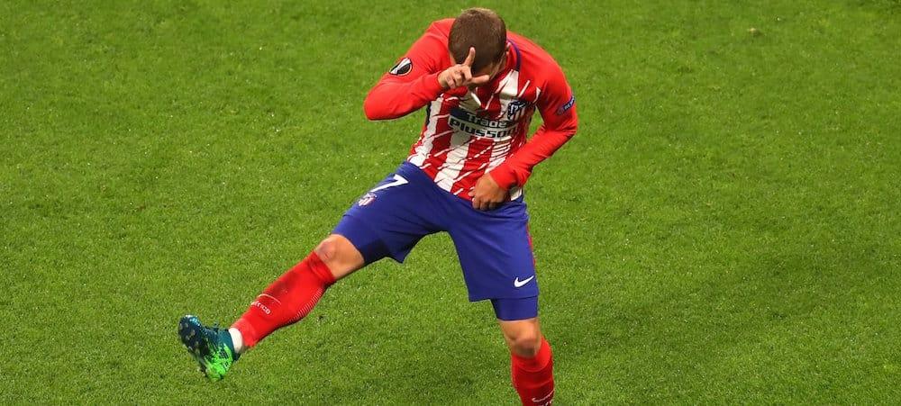 Football: Un joueur péruvien imite la danse fortnite d'Antoine Griezmann !