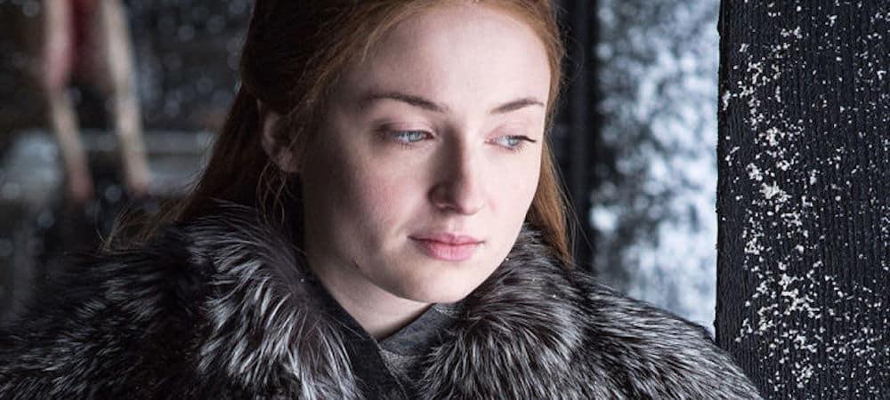 Game of Thrones: Sansa et Arya ont une drôle de technique pour se détendre après un tournage !