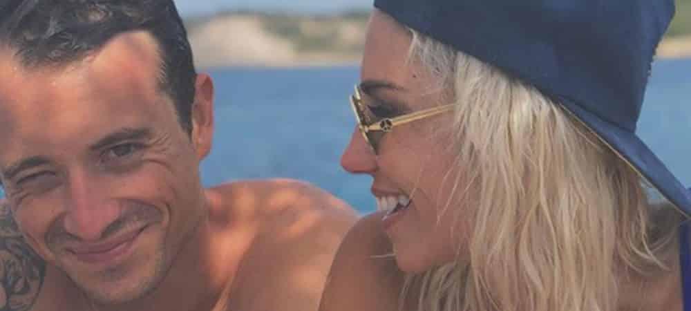 Instagram Hugo Clément et Alexandra Rosenfeld en couple grande