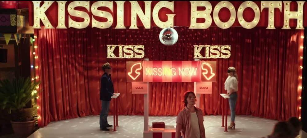 The kissing Booth: Un nouveau trailer effrayant version halloween by netflix