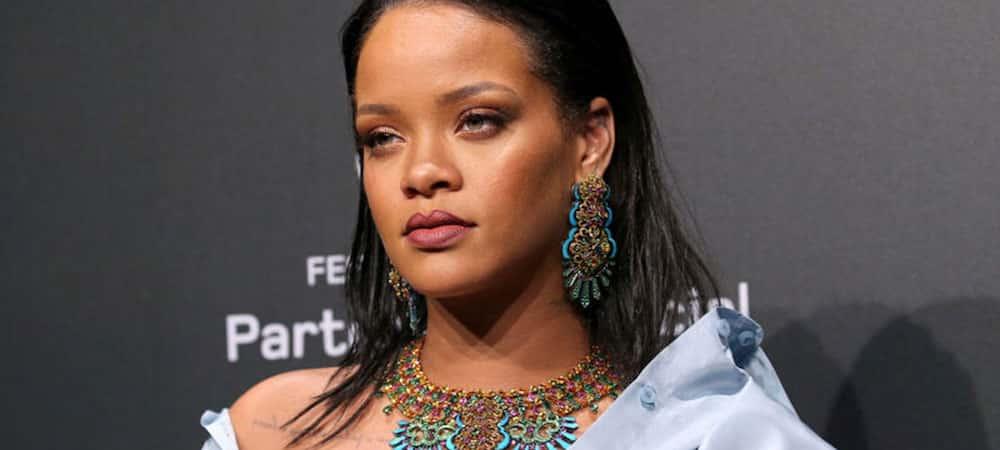Rihanna, cambriolée, quatre personnes arrêtées à Los Angeles !
