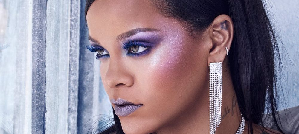 Rihanna sort un tuto pour bien utiliser sa palette #CHILLOWT grande