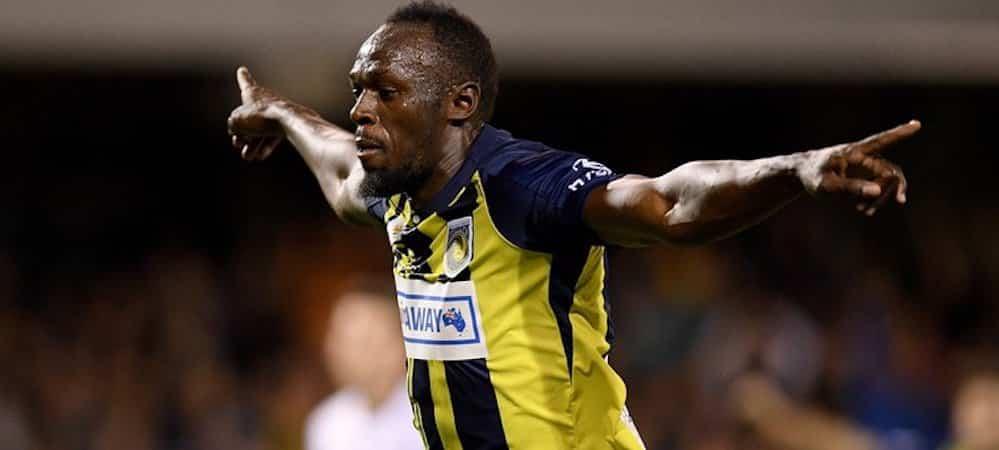 Usain Bolt: le sprinteur, finalement recalé par son club Australien ?