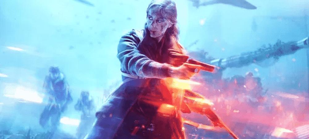 Battlefield 5: plongez dans la Seconde Guerre Mondiale sur PC, PS4 et Xbox One !