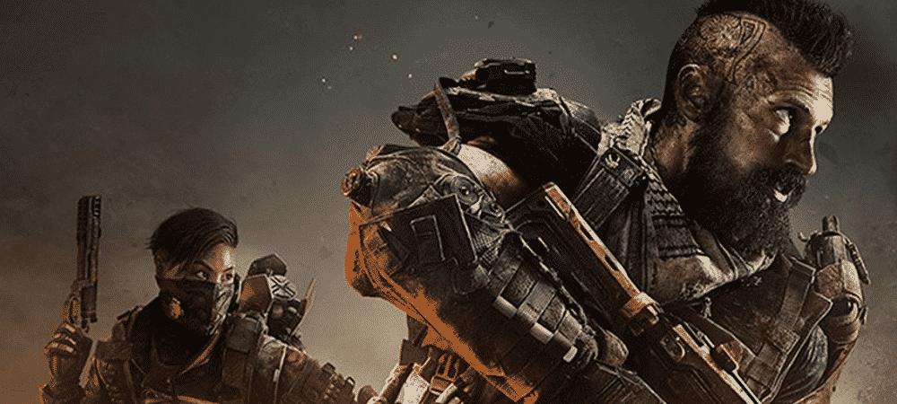 Black Ops 4 : les chiffres les décevants de tous les Call of Duty
