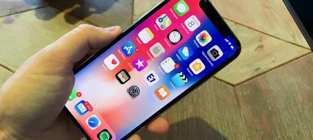 iPhone X: Le FBI déverrouillé le téléphone avec le visage d'un suspect !
