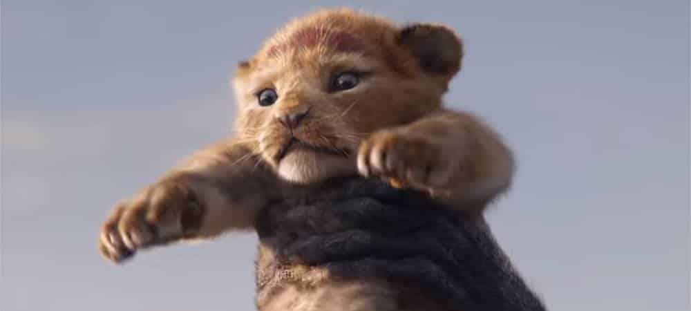 Le roi Lion: Le trailer enfin dévoilé avec Beyonce et Donald Glover