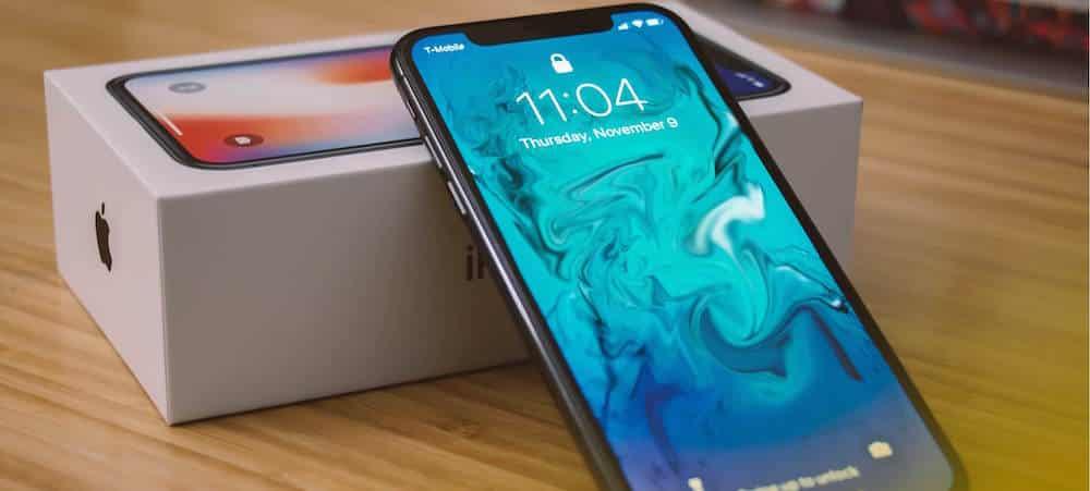 Amazon alerte les utilisateurs contre les problèmes tactiles de l'iPhone X !