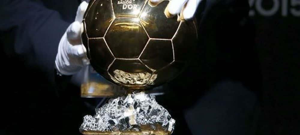 Ballon d'Or: un Français mérite le titre selon les stars !