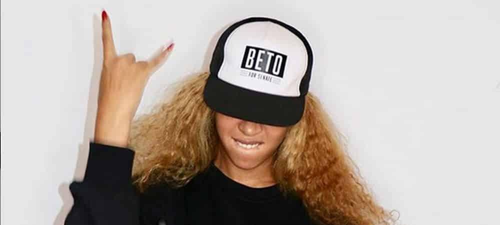 Beyonce appelle ses fans à voter pour en finir avec Donald Trump grande