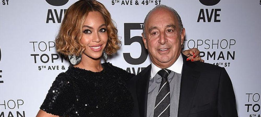 Beyonce: elle s'éloigne de Philip Green accusé de harcèlement sexuel !