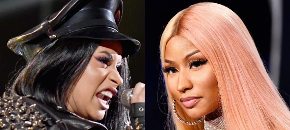 Cardi B vs Nicki Minaj: Le clash recommence entre elle