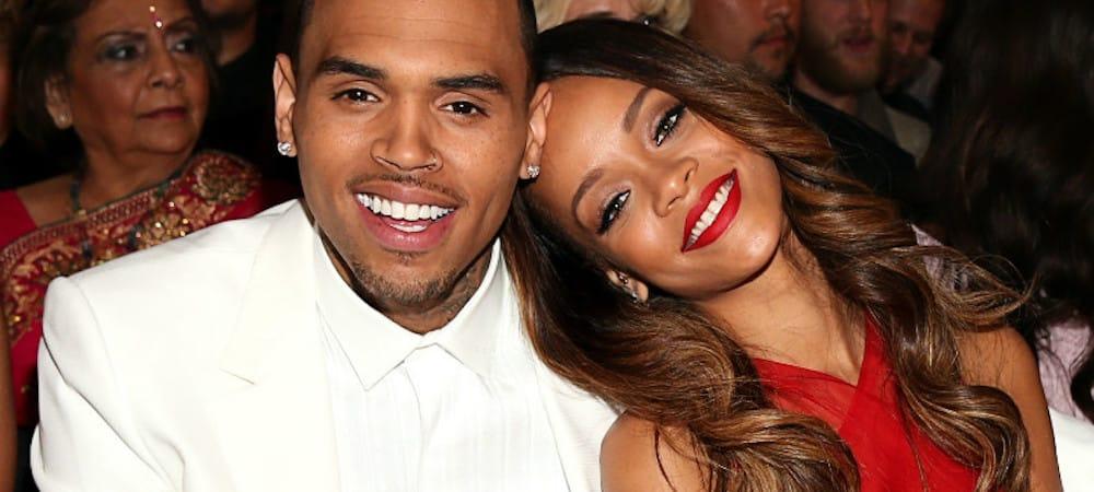 Chris Brown ne veut plus cacher son amour pour Rihanna !