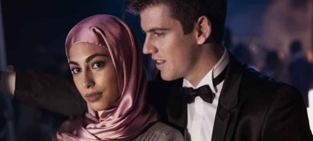 Elite saison 2: Nadia et Guzman bientôt en couple ?