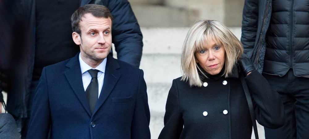 Emmanuel Macron: La phrase qui n'a pas plu à sa femme Brigitte !