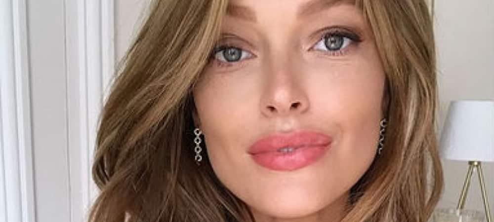 Instagram: Caroline Receveur a hâte de retrouver sa famille !