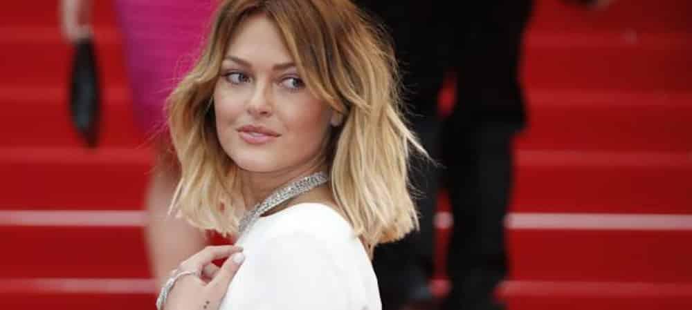 Instagram: Caroline Receveur fait sensation avec sa coiffure !