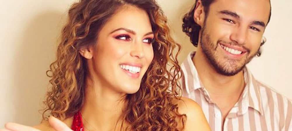 Instagram: Iris Mittenaere et Anthony Colette partagent leur plus beau sourire !