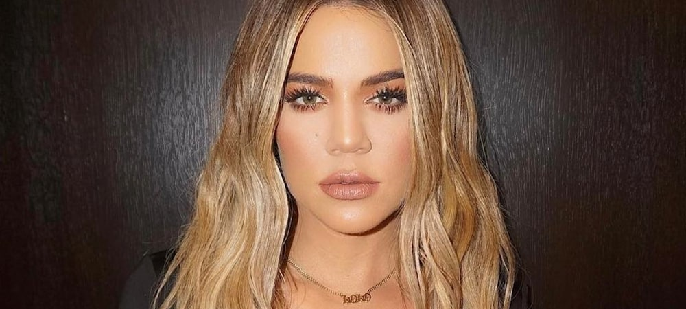 Instagram: Khloe Kardashian partage une belle leçon de vie !