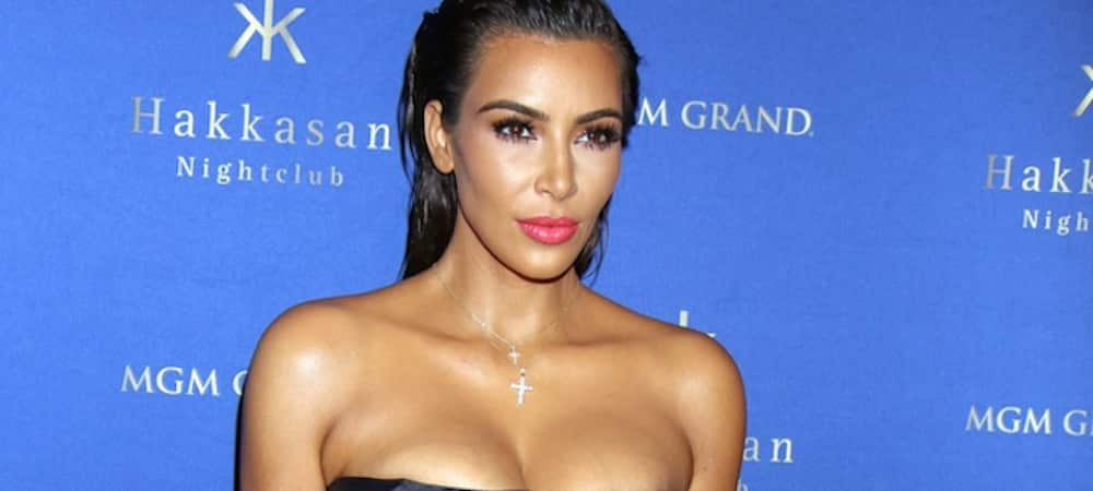 Instagram: Kim Kardashian a voté pour sauver le futur de Saint !