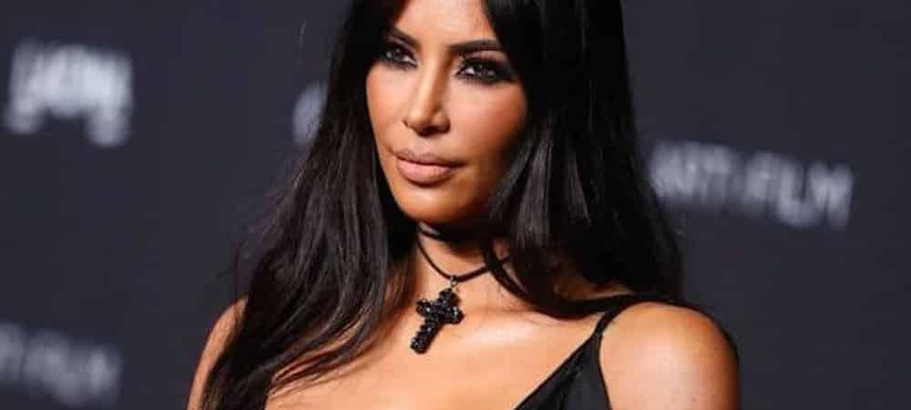 Instagram: Kim Kardashian fan de son look Lacma !