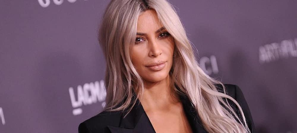 Instagram: Kim Kardashian prend la pose très complice avec Saint et North !