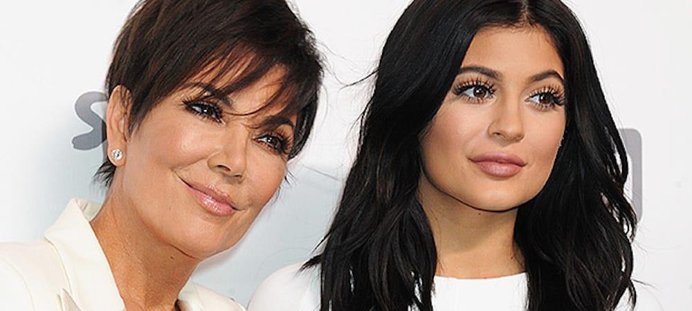 Instagram: Kylie Jenner poste une photo de Kris Jenner dans sa jeunesse !