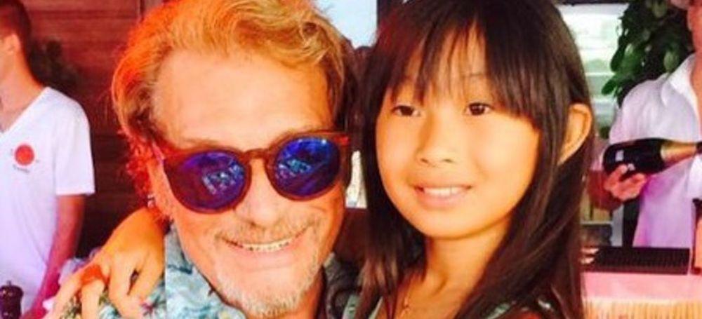 Johnny Hallyday: Sa fille Jade publie une photo émouvante sur Instagram