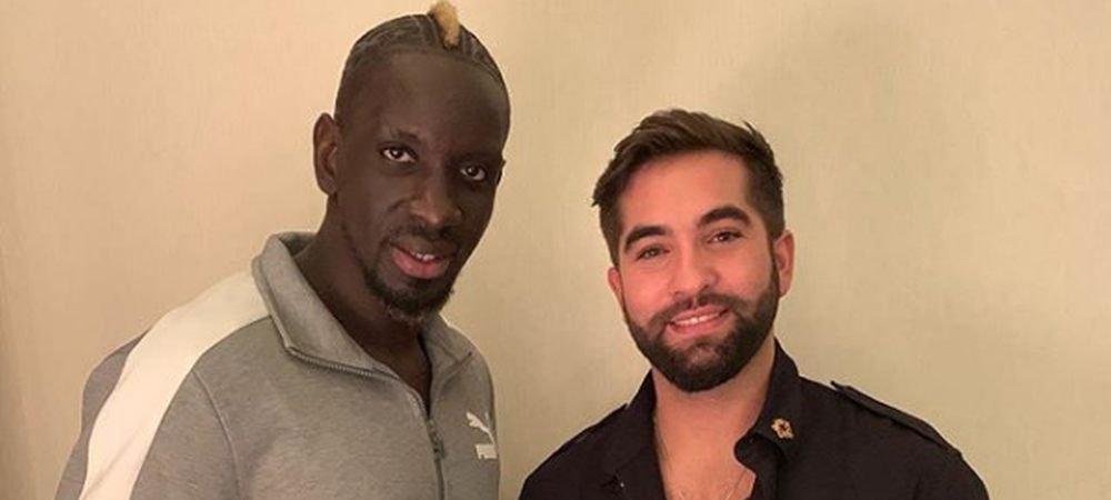 Kendji Girac est fier de revoir Mamadou Sakho avec les bleus grande