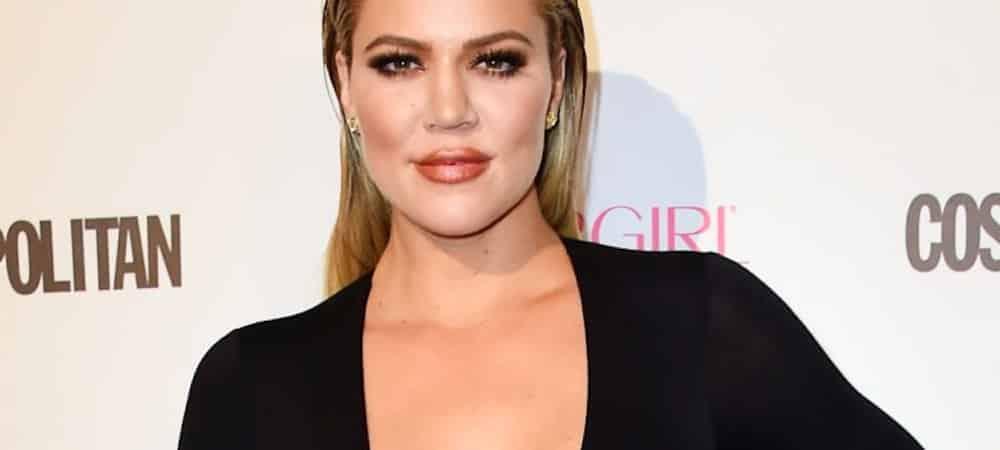 Khloe Kardashian: sa fille True prend la pose dans son sac !