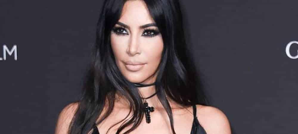 Kim Kardashian a payé des pompiers pour sauver sa maison !