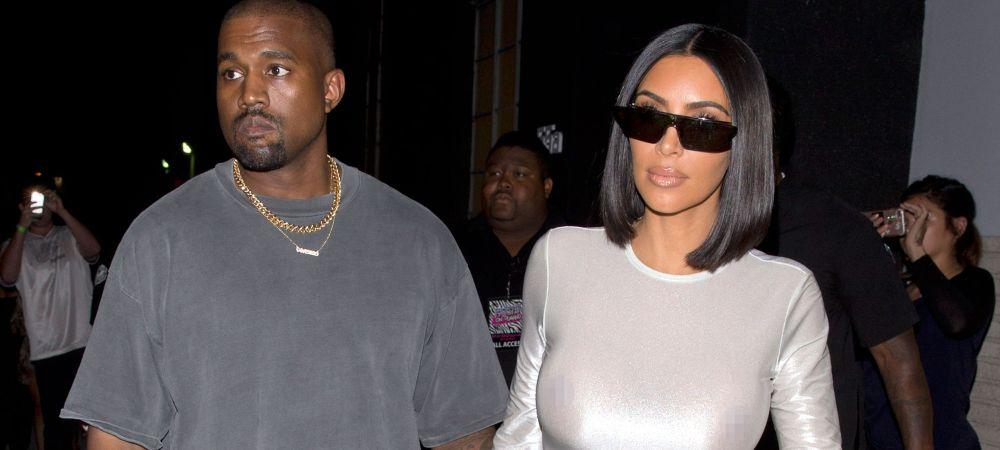 Kim Kardashian: elle a réussi à raisonner Kanye West !