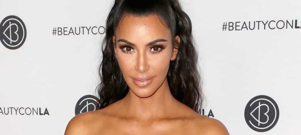 Kim Kardashian habille sa fille North avec de la peau de serpent !