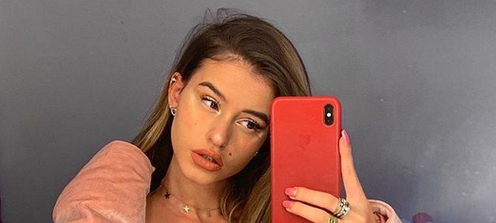 Lea Elui lance un nouveau compte Instagram plus personnel grande
