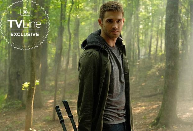Legacies: Jeremy de Vampire Diaries se dévoile sur une photo !