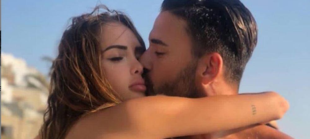Nabilla Benattia fait une belle déclaration d'amour à Thomas Vergara grande