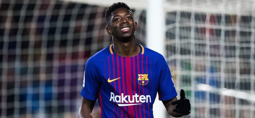 Ousmane Dembélé: l'attaquant du Barca commet une terrible erreur !