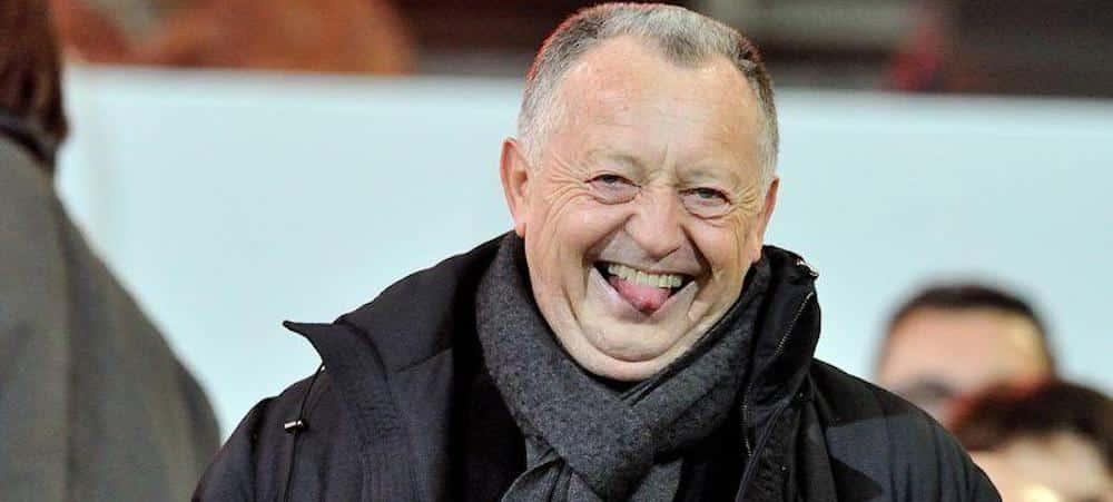 """Lyon: Jean Michel Aulas insulté par un supporter """"Nique ta mère...""""!"""