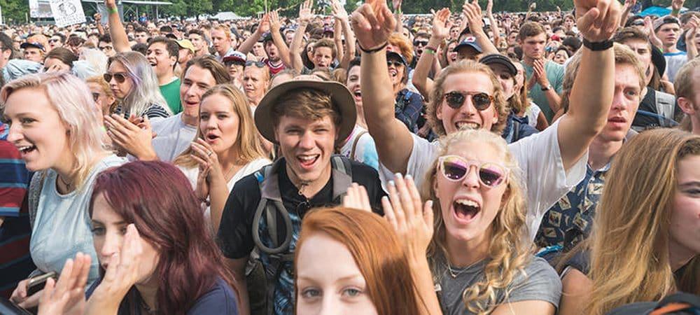 Quels sont les meilleurs festivals de musique de l'automne grande