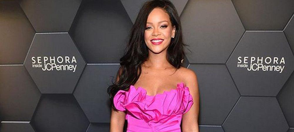 Rihanna poste une vidéo à mourir de rire pour Halloween grande
