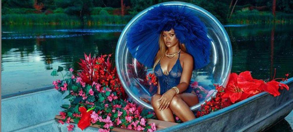 Savage X Fenty Rihanna annonce de nouveaux modèles en lingerie sexy grande