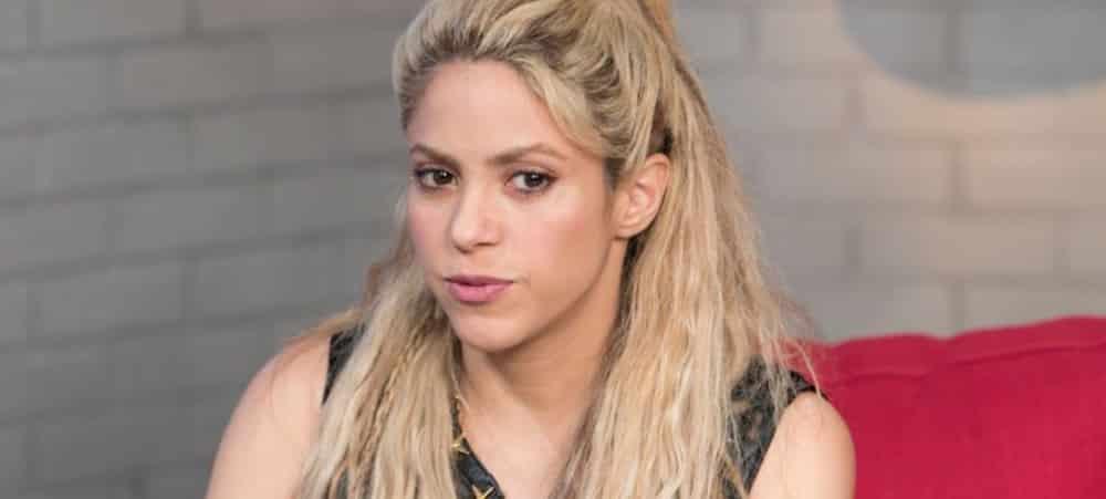 Shakira: Son mari Gerard Piqué arrêté pour conduite sans permis !