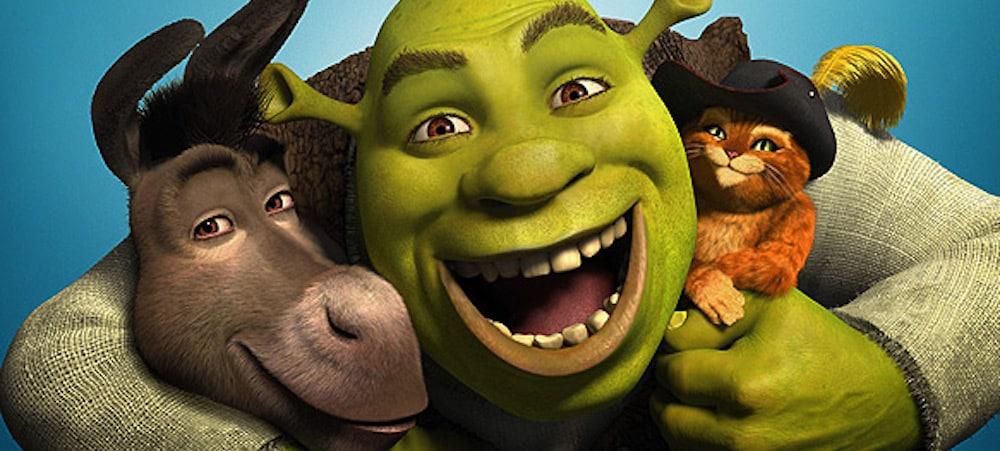 Shrek et le chat potté reviennent bientôt au cinéma !