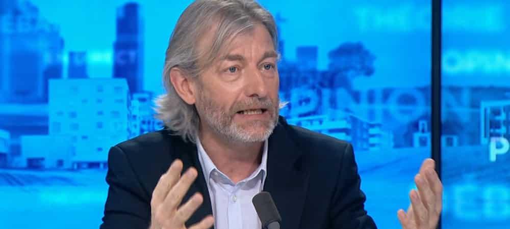 TPMP: Gilles Verdez clashe L'amour est dans le pré !
