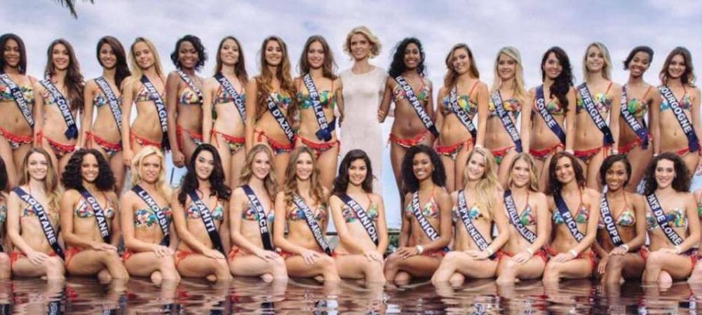 Miss France 2019: Les photos des candidates en bikini dévoilées !