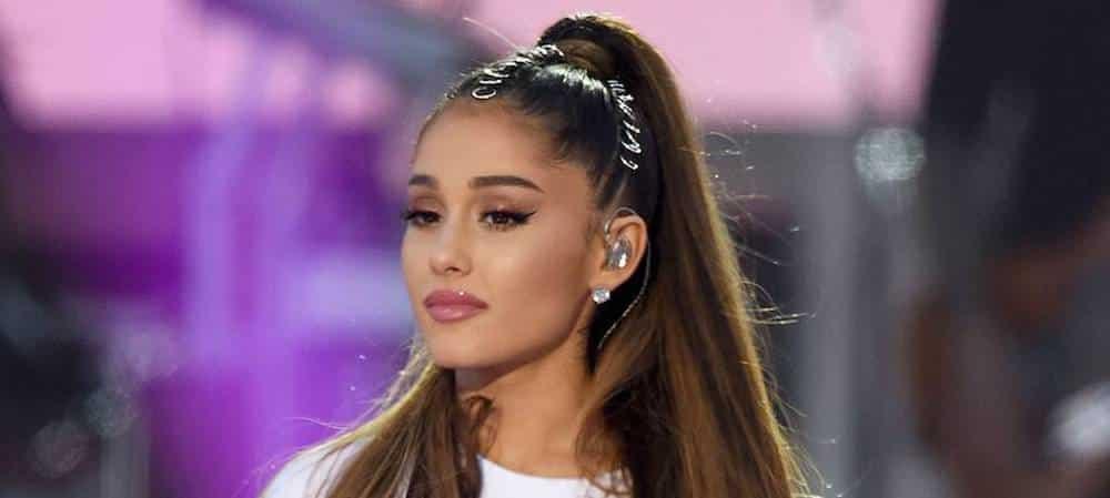 "Ariana Grande annonce la sortie du clip de ""Thank U, Next"" sur Instagram"
