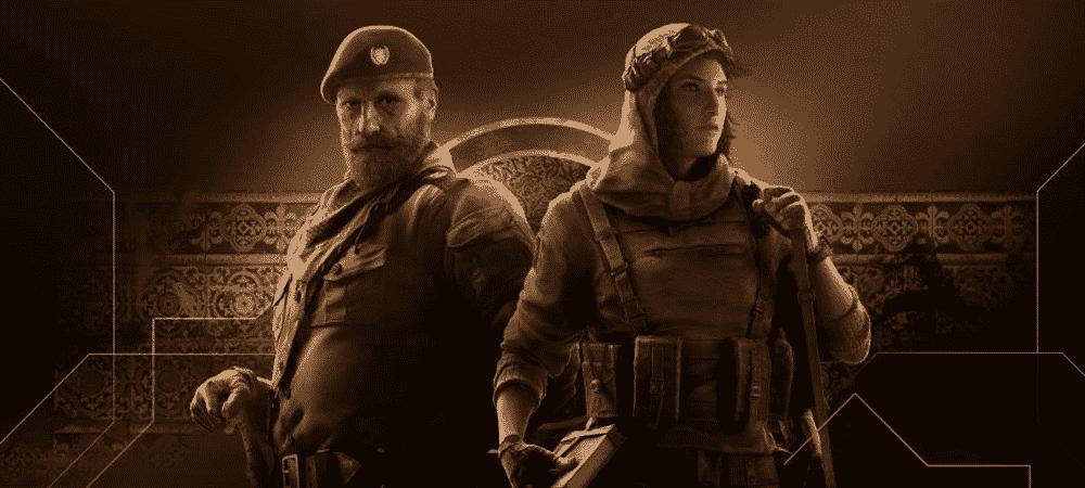 Rainbow Six Siege: armes, gadgets... Kaid et Nomad dévoilés par Ubisoft