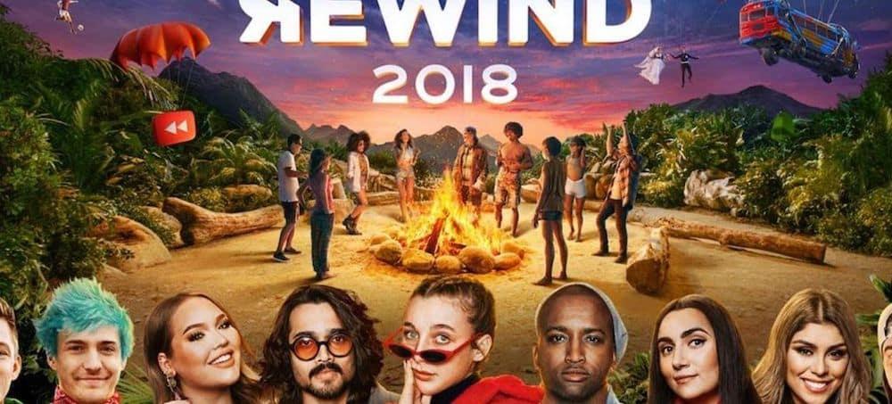 Le YouTube Rewind 2018 devient la 2ème vidéo la plus disliké de l'histoire!